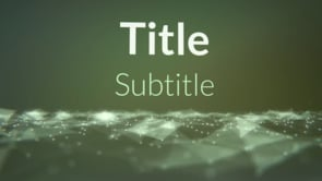 Abstract Micro Titles Intro
