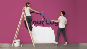Couple Wall Painting