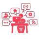 Internet Marketing Channel Icon