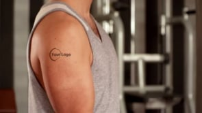 Weightlifting Tattoo
